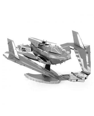 Batman V Superman BatWing 3D Laser Cut Metal Earth Puzzle by Fascinations