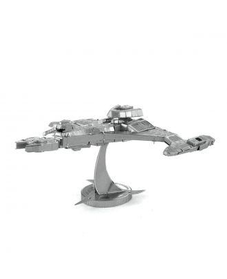 Star Trek Klingon Vor'Cha 3D Laser Cut Metal Earth Puzzle by Fascinations