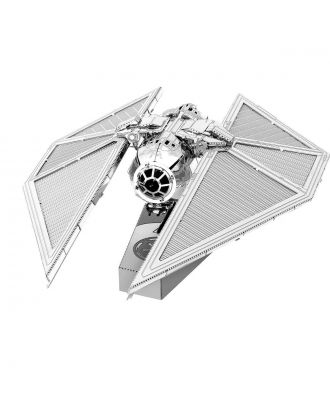 Star Wars Rouge One Imperial TIE Striker 3D Laser Cut Metal Earth Puzzle by Fascinations