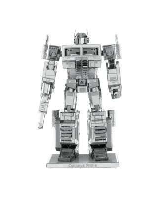 Transformers Optimus Prime Metal Earth 3D Laser Cut Metal Puzzle by Fascinations