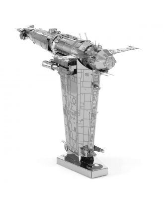 Star Wars Resistance Bomber 3D Laser Cut Metal Earth Puzzle by Fascinations