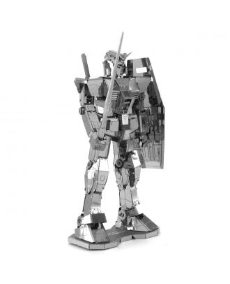 Gundam Iconx Premium Series 3D Laser Cut Metal Earth Puzzle by Fascinations