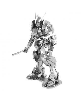 Gundam Barbatos Iconx Premium Series 3D Laser Cut Metal Earth Puzzle by Fascinations