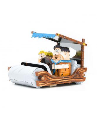 The Flintstones Car 3D Laser Cut Legends Metal Earth Puzzle by Fascinations