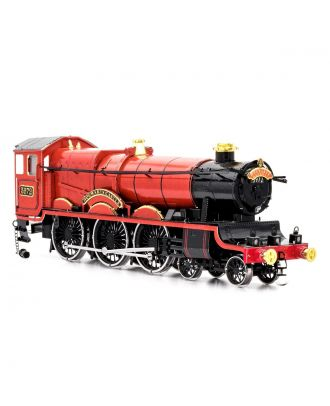 Harry Potter Hogwarts Express Iconx Premium Series 3D Laser Cut Metal Earth Puzzle by Fascinations