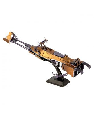 Star Wars Classic Speeder Bike 3D Laser Cut Metal Earth Puzzle by Fascinations