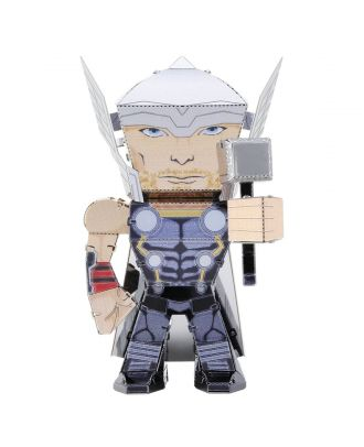 Marvel Avengers Thor Metal Earth Legends 3D Laser Cut Metal Puzzle by Fascinations