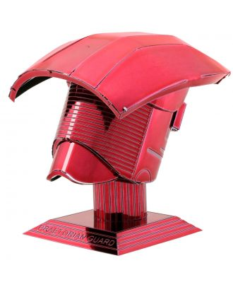 Star Wars Helmet Collection – Praetorian Guard Metal Earth 3D Laser Cut Metal Puzzle by Fascinations