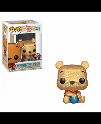 POP Disney: Winnie the Pooh - Pooh (DGLT) Funko POP! Vinyl Figure Exclusive #252