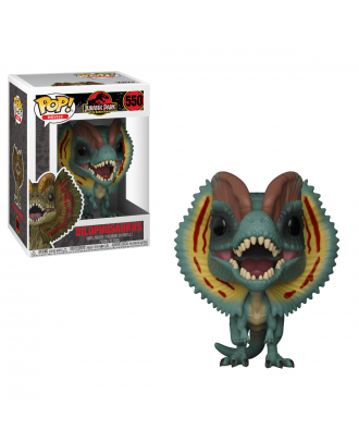 POP! Vinyl: Jurassic Park: Dilophosaurus Funko POP! Vinyl Figure #550