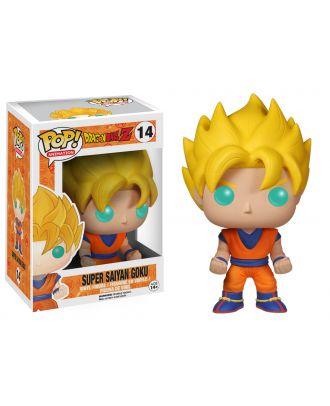 Dragon Ball Z - Super Saiyan Goku #14 POP! Vinyl Figure