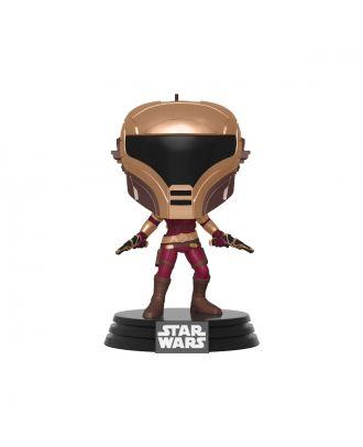 POP Star Wars: Rise of Skywalker - Zorii Bliss Funko POP! Vinyl Bobble Head Figure #311