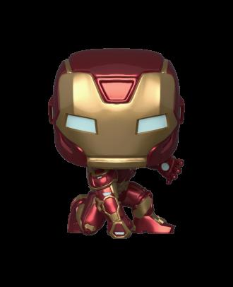 Marvel Avengers Game: Iron Man (Stark Tech Suit) Funko Gamerverse POP! Games #626