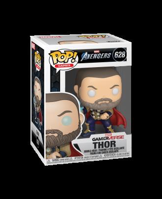 Marvel Avengers Game: Thor Funko POP! Games Vinyl Figure Gamerverse #628