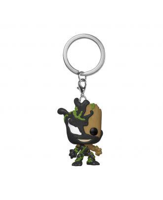 POP Keychain: Marvel Venom - Groot Funko POP! Vinyl Collectable Figure