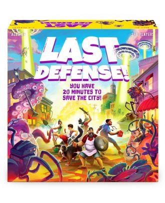 Last Defense Game Funko POP! Vinyl Collectable Figure