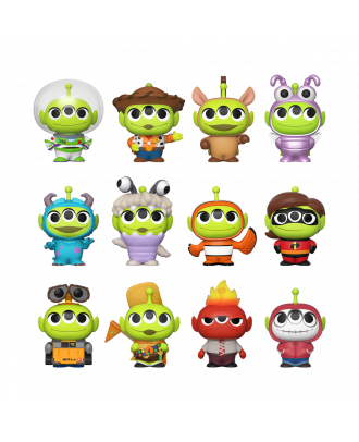 POP Disney: Pixar Alien Remix - Mystery Mini Funko POP! Vinyl Figure