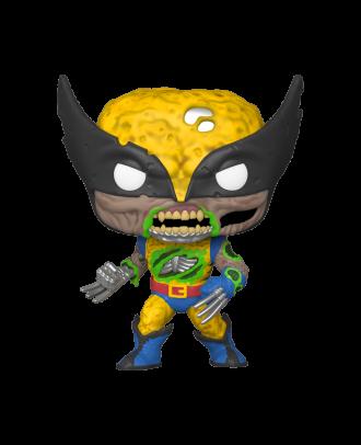 POP Marvel: Marvel Zombies - Wolverine Funko POP! Vinyl Bobble Head #662