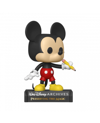 POP Disney: Archives - Classic Mickey Funko POP! Vinyl Figure #798