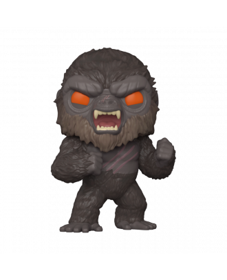 POP Movies: Godzilla Vs Kong - Battle-Ready Kong Funko POP! Vinyl Collectable Figure #1020