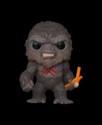 POP Movies: Godzilla Vs Kong-Battle-Scarred Kong Funko POP! Vinyl Collectable Figure #1022