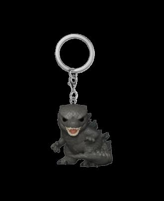 POP Keychain: Godzilla Vs Kong- Godzilla Funko POP! Vinyl Collectable Figure