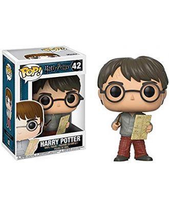 Harry Potter: Harry w/ Marauders Map POP! Vinyl Figure Funko #42