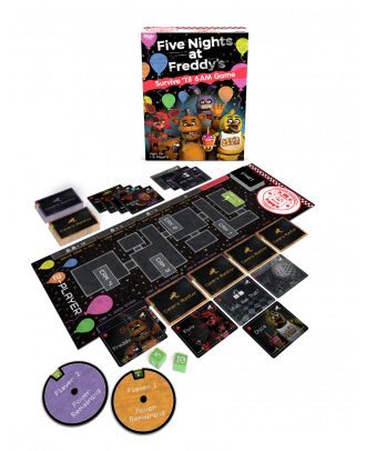 Five Nights at Freddy's - Survive 'Til 6AM Game Funko POP Game