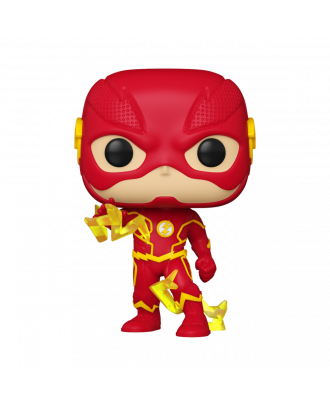 POP Heroes: The Flash - The Flash Funko POP! Vinyl Collectable Figure #1097