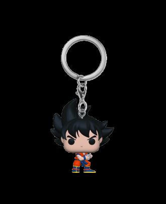 POP Keychain: Dragon Ball Z - Goku w/Kamehameha Funko POP! Vinyl Figure