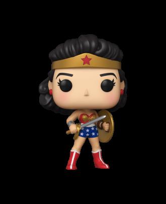 POP Heroes: WW 80th - Wonder Women (Golden Age) Funko POP! Vinyl Collectable Figure #383