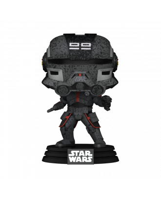 POP Star Wars: Bad Batch - Echo Funko POP! Vinyl Collectable Bobble Head Figure #447