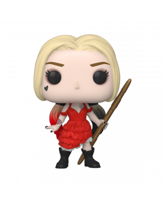 POP Movies: The Suicide Squad Harley Quinn (Damaged Dress) Funko POP! Vinyl Collectable Figure #1111