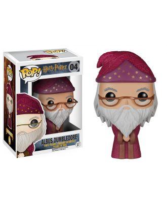 Harry Potter: Albus Dumbledore POP! Vinyl Figure Funko #04