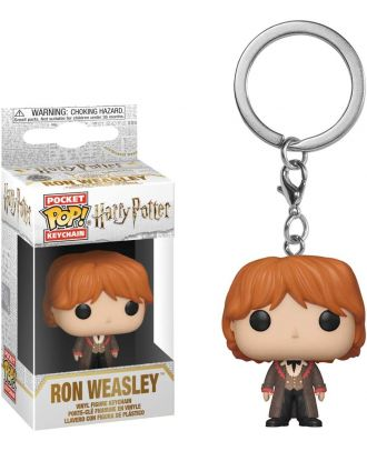 POP Keychain: HP - Ron (Yule Ball) Harry Potter Funko POP! Vinyl Collectable Figure
