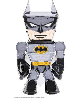 DC Justice League Batman Metal Earth Legends 3D Laser Cut Metal Puzzle by Fascinations
