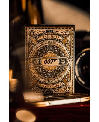 James Bond Playing Cards 007 by Theory 11