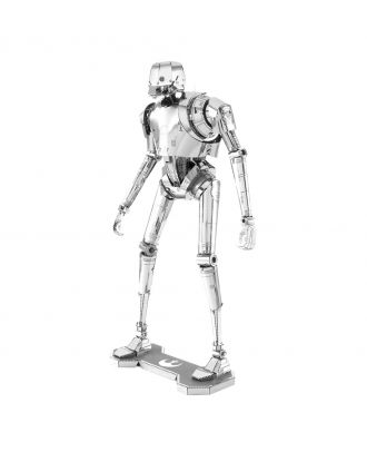 Star Wars New Trilogy – K-2SO Metal Earth 3D Laser Cut Metal Puzzle by Fascinations