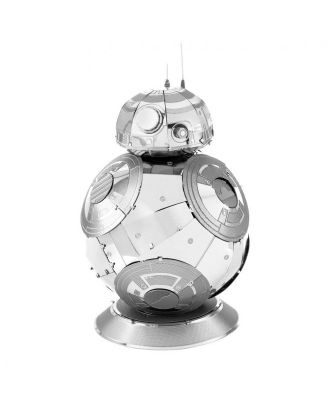 Star Wars New Trilogy – BB8 Metal Earth 3D Laser Cut Metal Puzzle by Fascinations