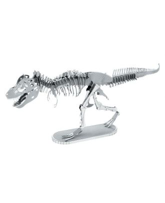 Dinosaurs Tyrannosaurus Rex Metal Earth 3D Laser Cut Metal Puzzle by Fascinations