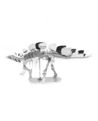 Dinosaurs Stegosaurus Metal Earth 3D Laser Cut Metal Puzzle by Fascinations