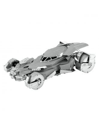 DC Batman Dawn of Justice Batmobile Metal Earth Legends 3D Laser Cut Metal Puzzle by Fascinations