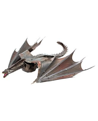 Game Of Thrones - Drogon Metal Earth Iconx 3D Laser Cut Metal Puzzle by Fascinations