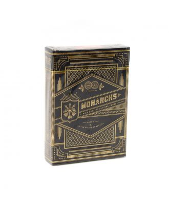 Monarch Playing Cards by Theory 11 (Blue)