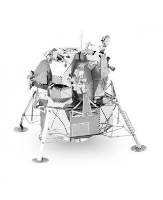 Classics Apollo Lunar Module Metal Earth 3D Laser Cut Metal Puzzle by Fascinations