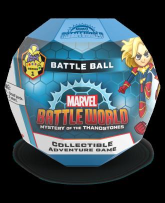 Marvel Battleworld Battle Ball - Funko Game