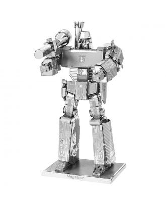 Transformers Megatron Metal Earth 3D Laser Cut Metal Puzzle by Fascinations