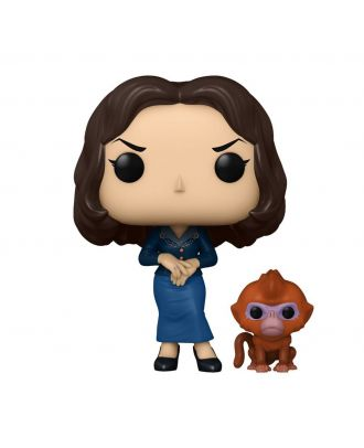 POP&Buddy: His Dark Materials- Mrs. Coulter w/Ozym Funko POP! Vinyl Collectable Figure #1111