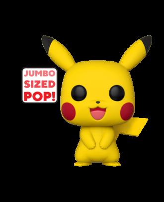 "Pop Games: Pokemon S1 - 10"" Pikachu Funko POP! Vinyl Figure Collectable #353"