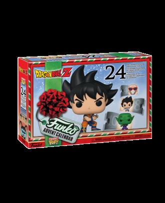 Advent Calendar: Dragon Ball Z Funko POP! Vinyl Figures Holiday Christmas Present Goku